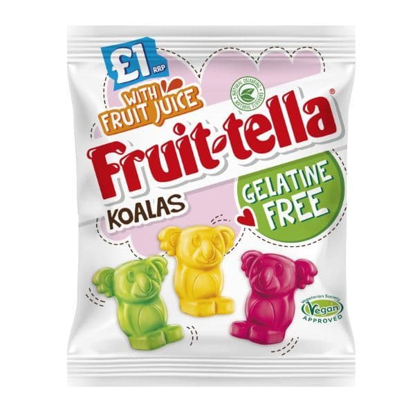 Fruit Tella Koala 100g