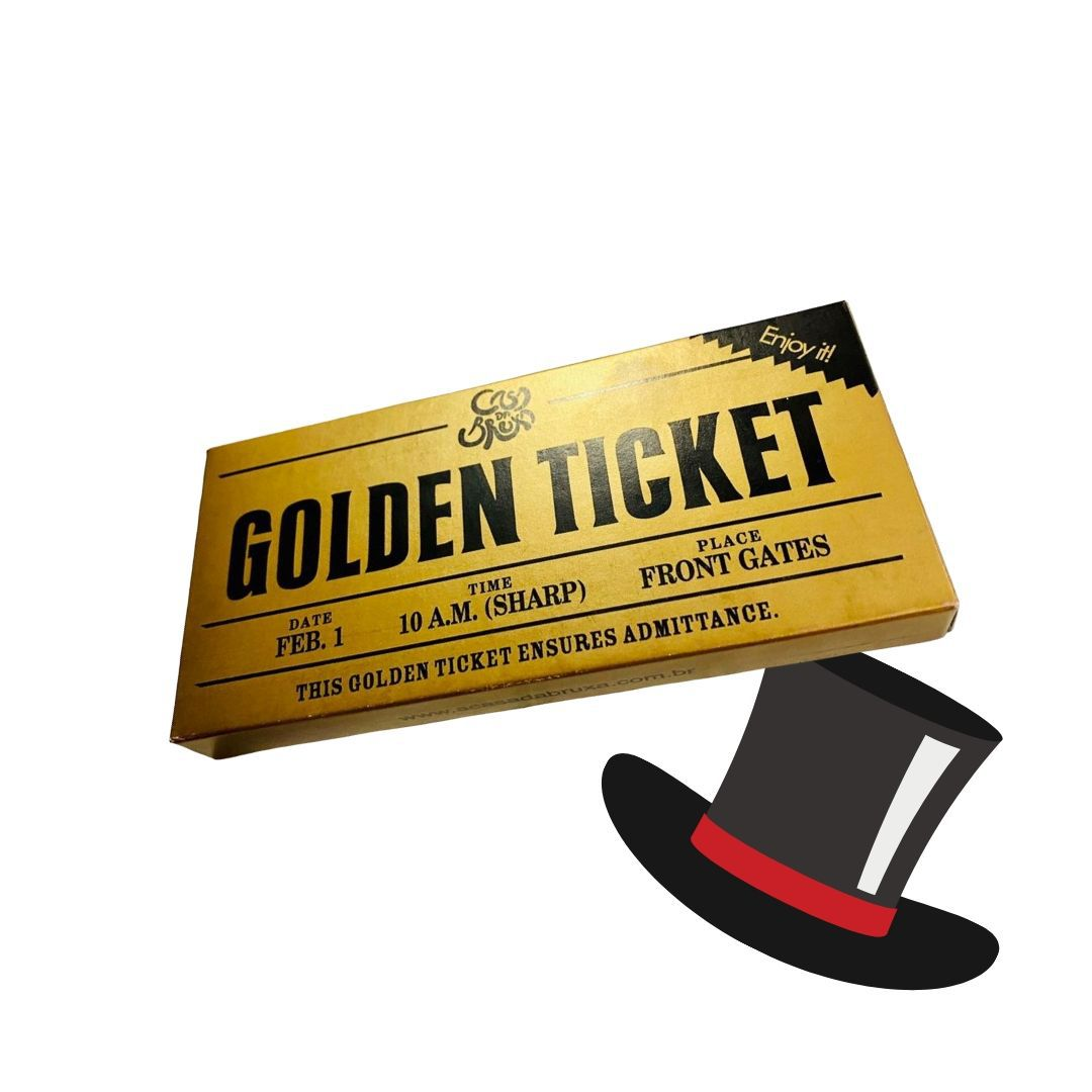 Golden Ticket ATACADO