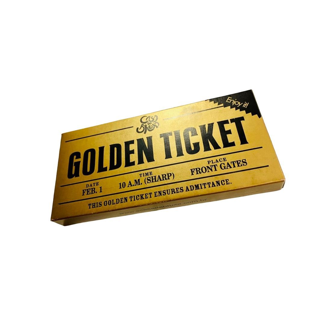 Golden Ticket Pague 4 Leve 5