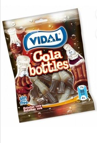 Gomas Bottles Cola 100g