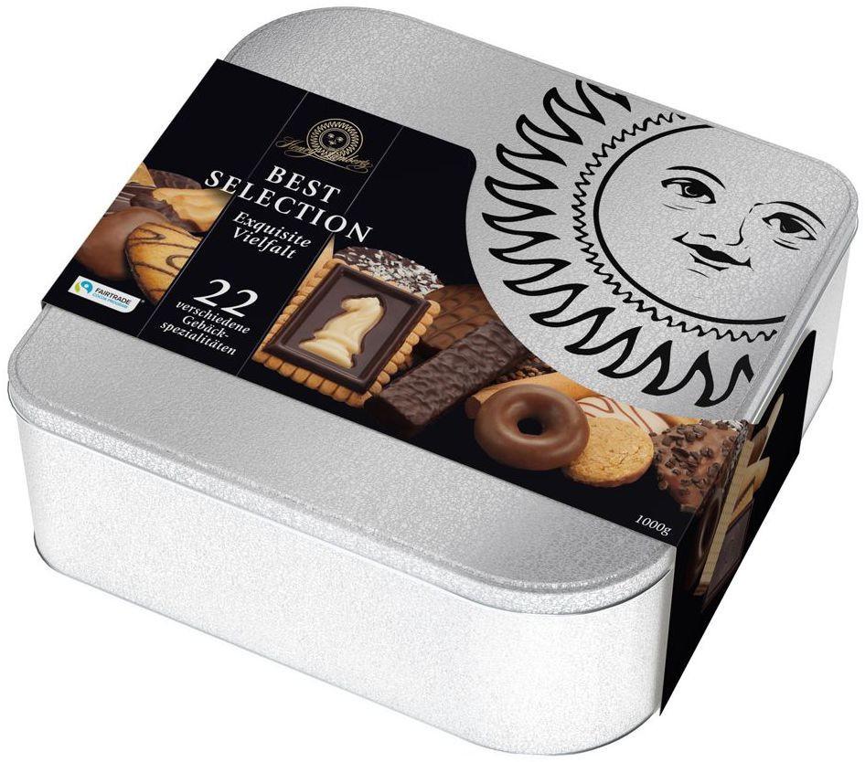 Henry-Lambertz - Biscoitos em Lata Best Selection 1Kg