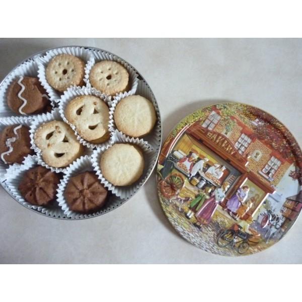 Jacobsens - Biscoitos Amanteigados Baker Shop 400g