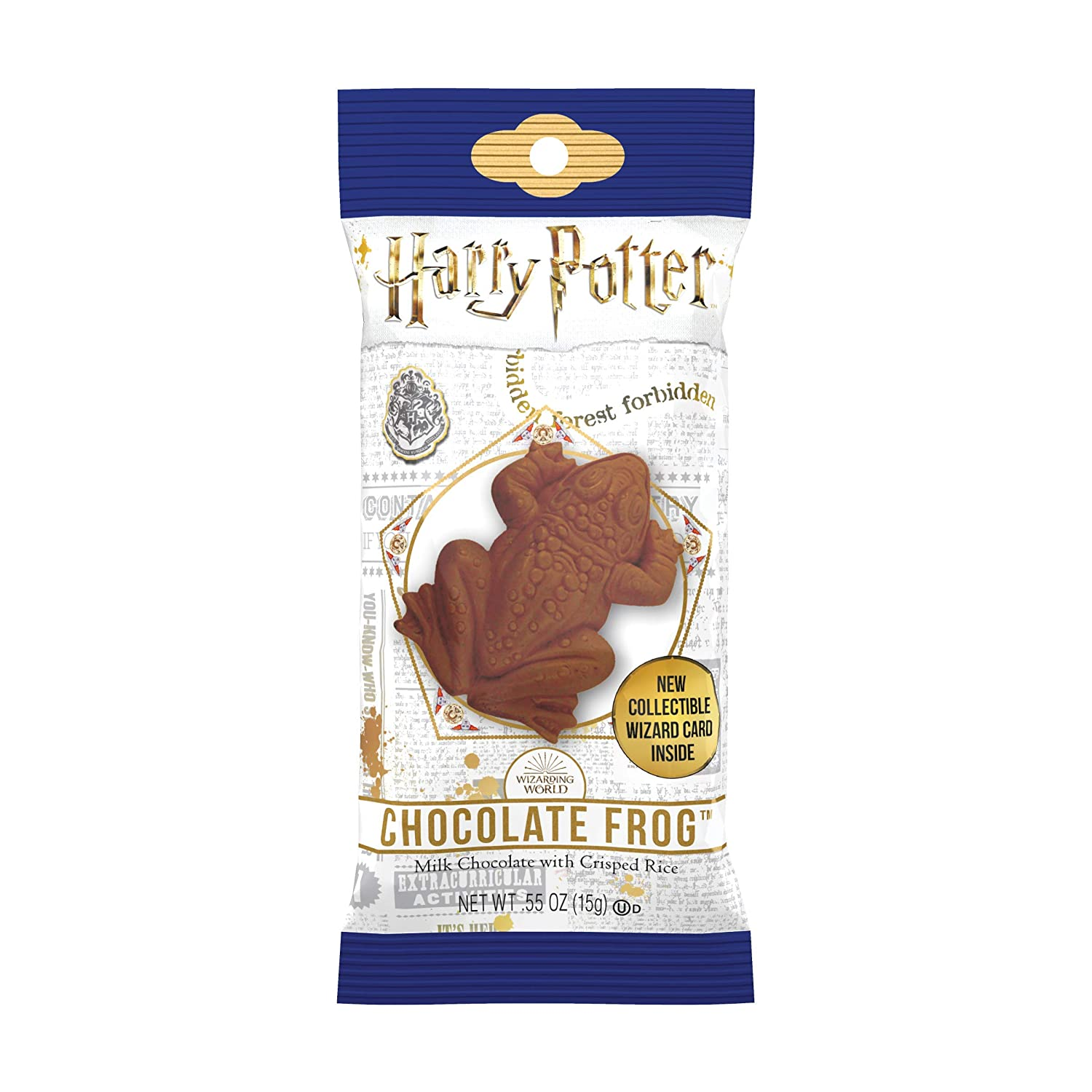 Jelly Belly Chocolate Frog Harry Potter