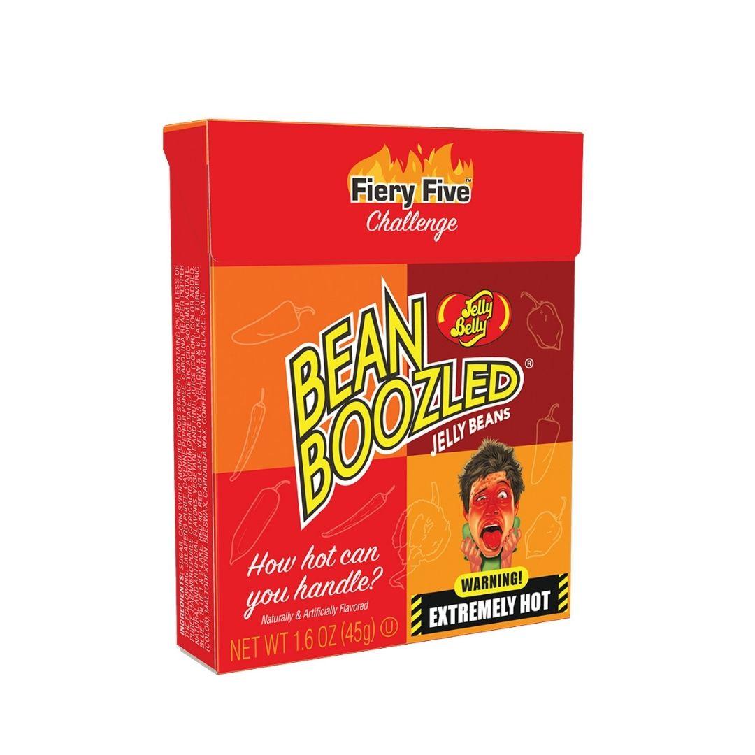 Jelly Belly Fiery Bean Boozled Flip Top 45gr