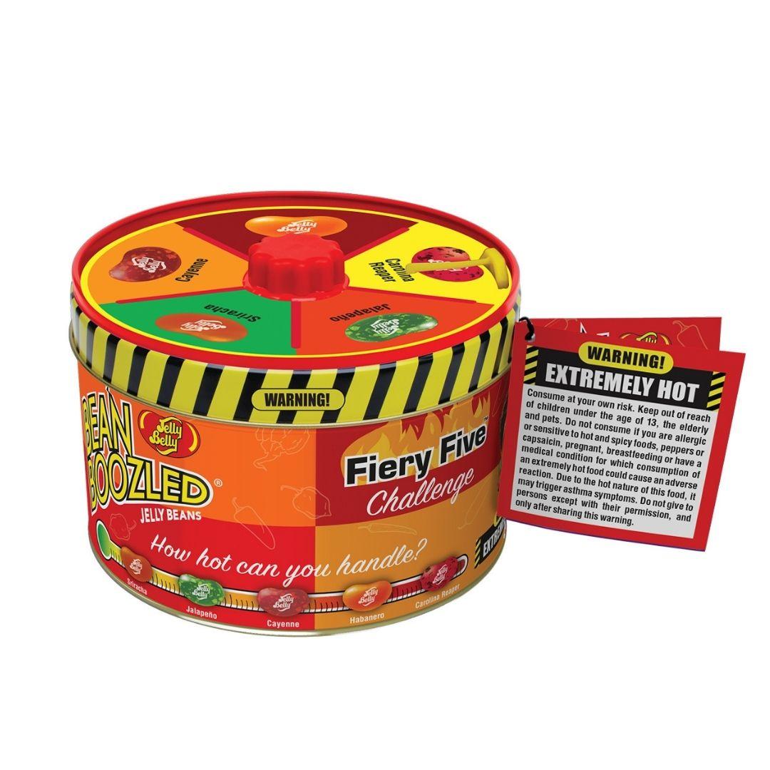 Jelly Belly Fiery Bean Boozled Spinner