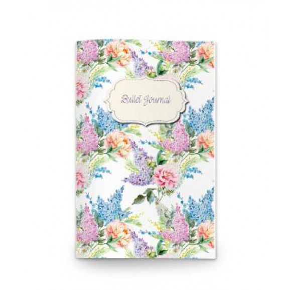 Journal Planner Flowers