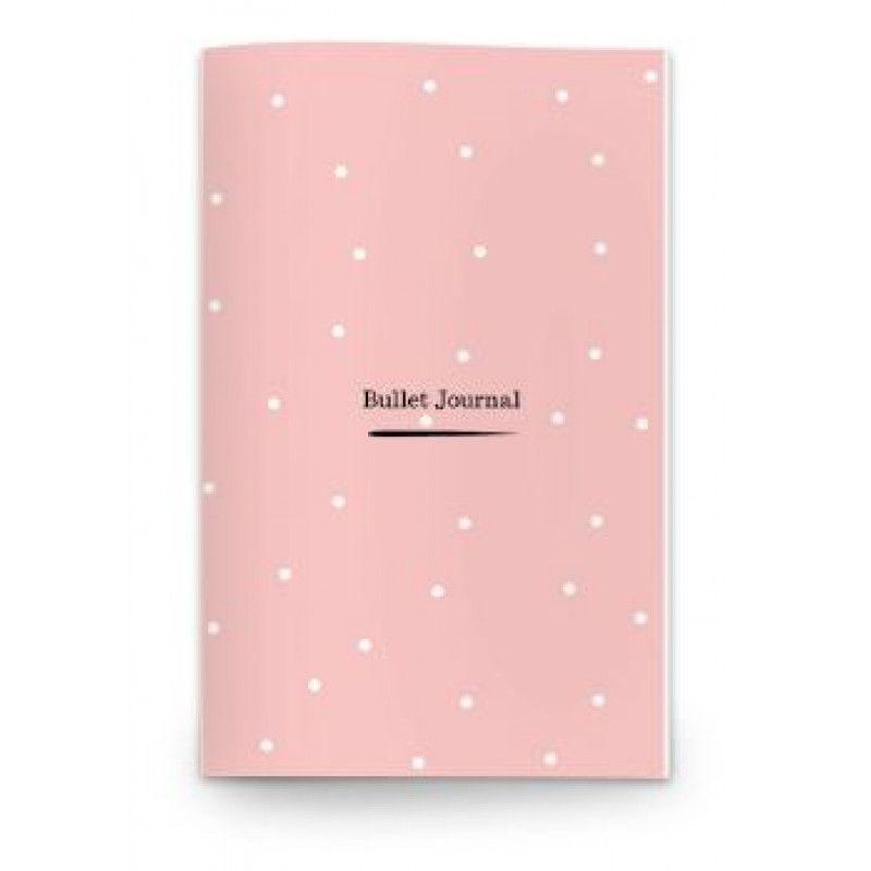 Journal Planner Litter Dots