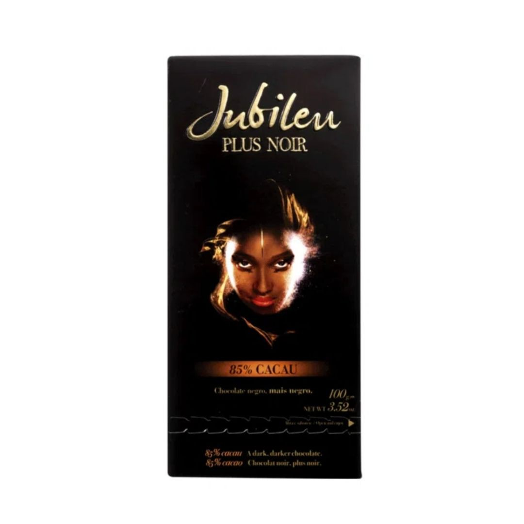 JUBILEU - Chocolate Noir 85% Cacau 100gr
