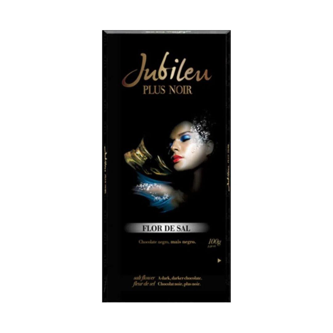 JUBILEU - Chocolate Noir Flor de Sal 100gr
