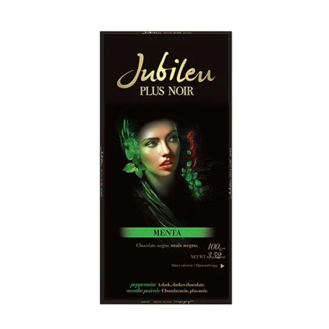 JUBILEU - Chocolate Noir Menta 100gr