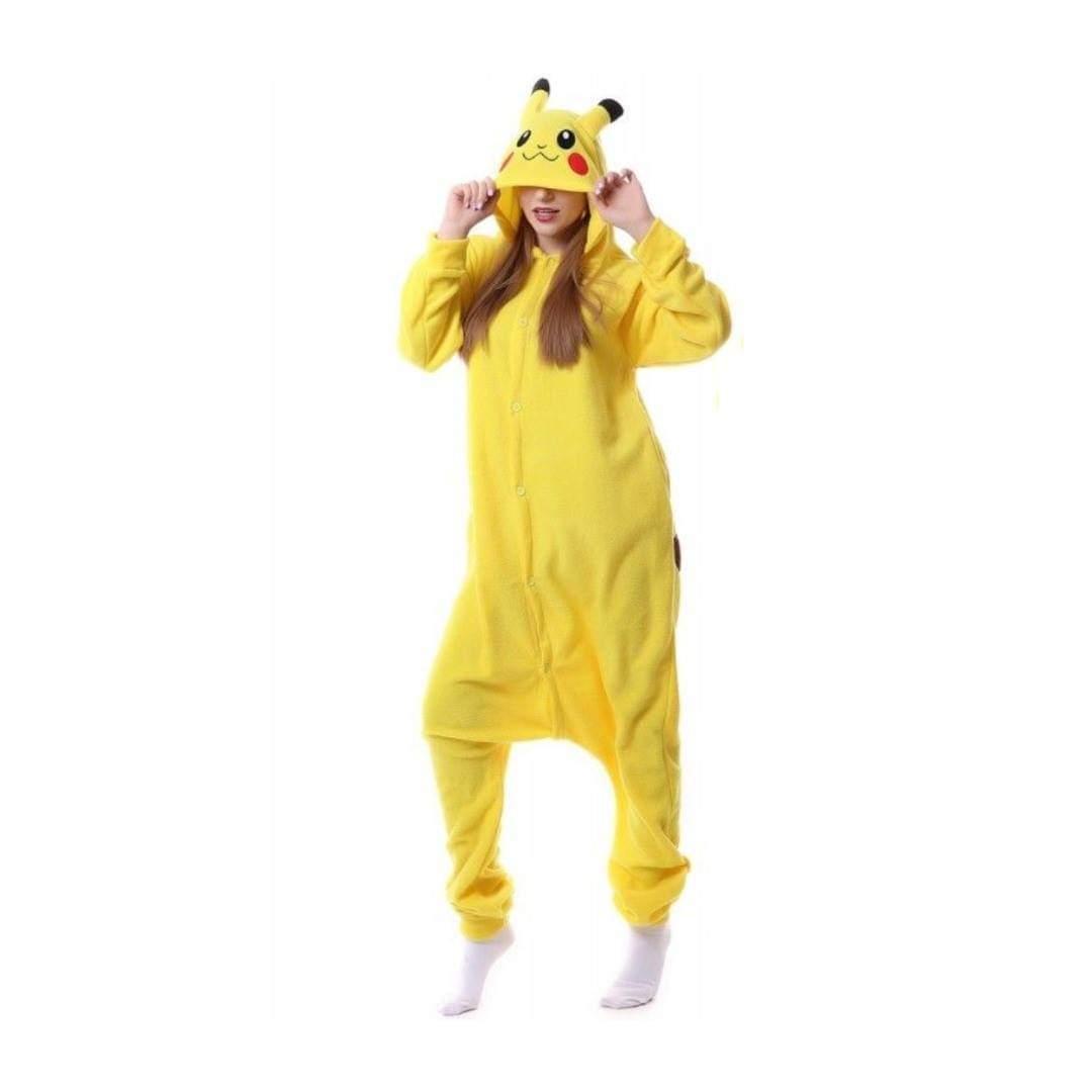 Kigurumi Pikachu ATACADO