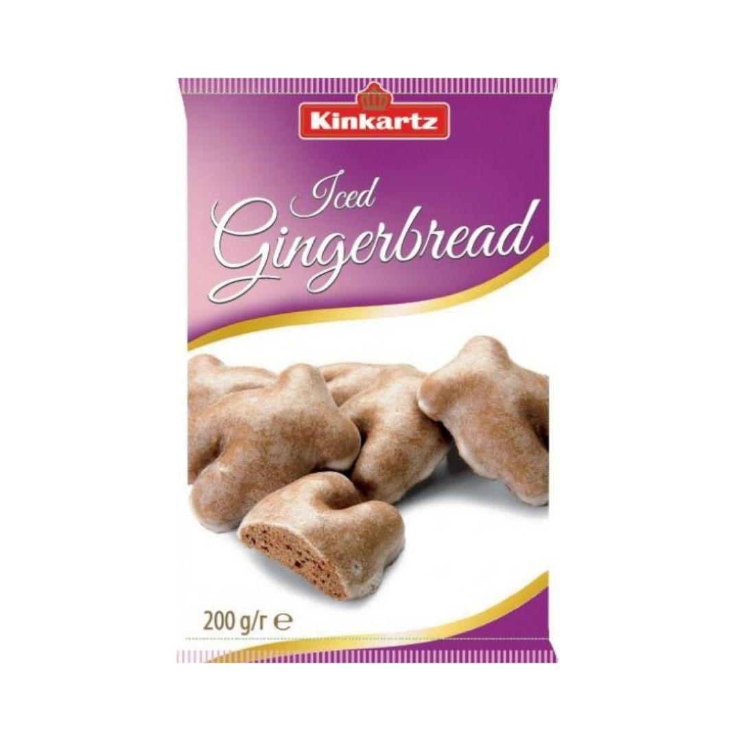 Kinkartz - Ursinhos de Pão de Mel 200g