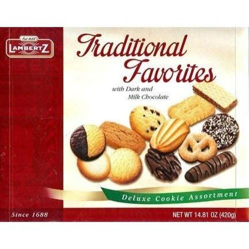 Lambertz Biscoitos Favoritos