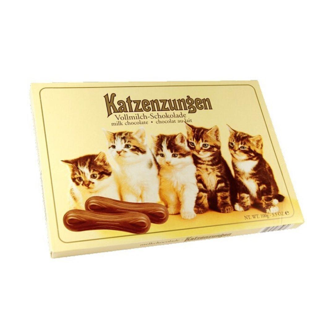 Lingua de Gato Katzenzungen