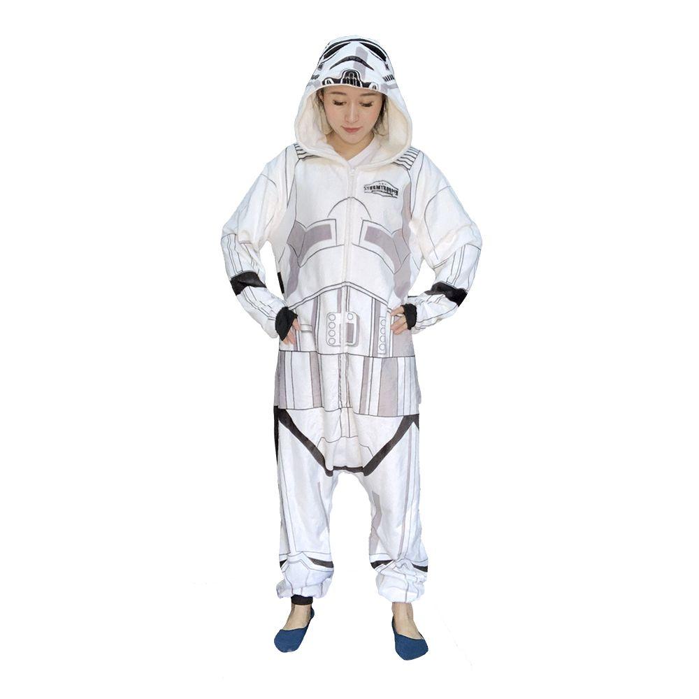 Macacão Kigurumi Stormtrooper Star Wars