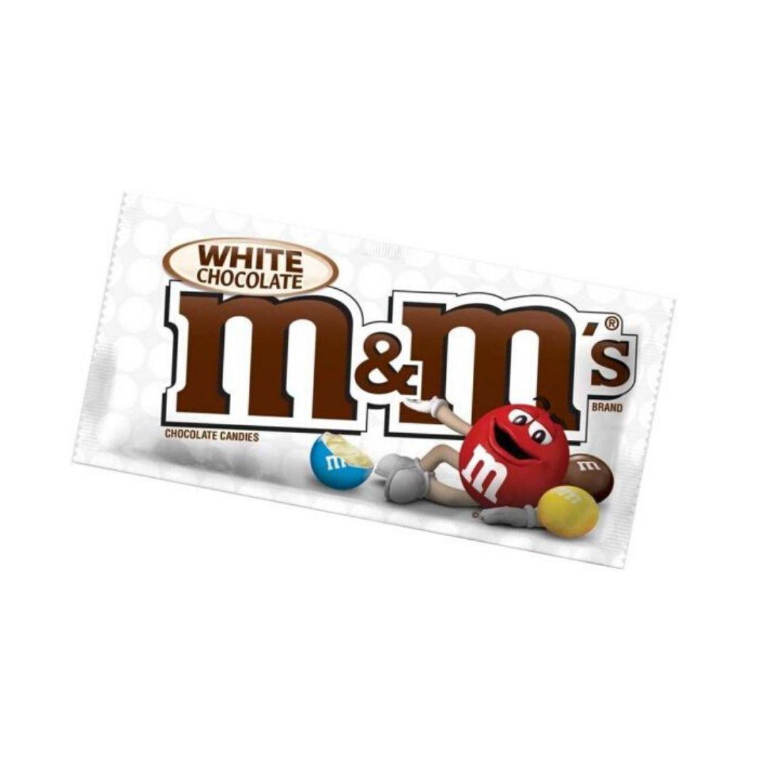 M&M'S CHOCOLATE BRANCO