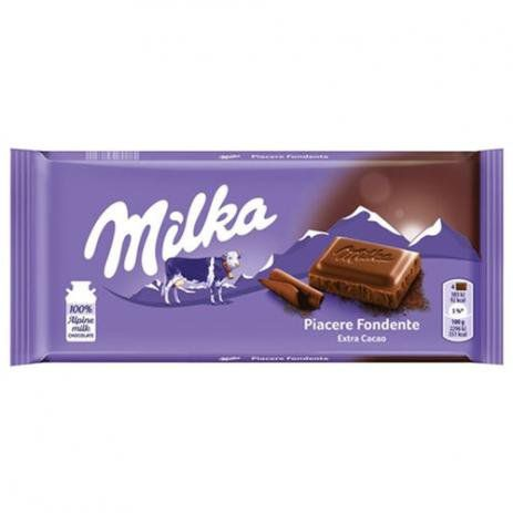 Milka Chocolate Dessert 100g