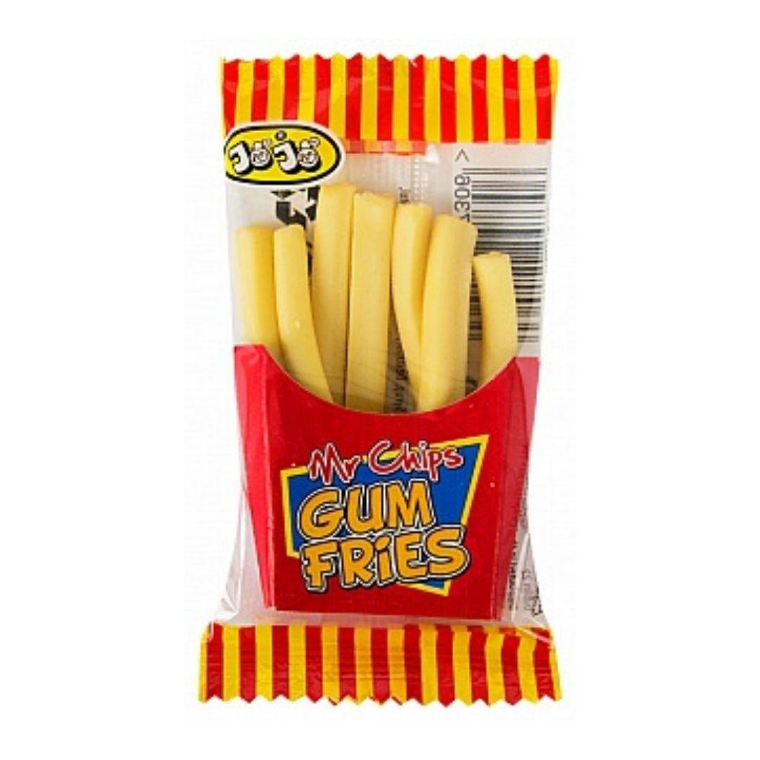 Mr Chips Fries Bubblegum 15g