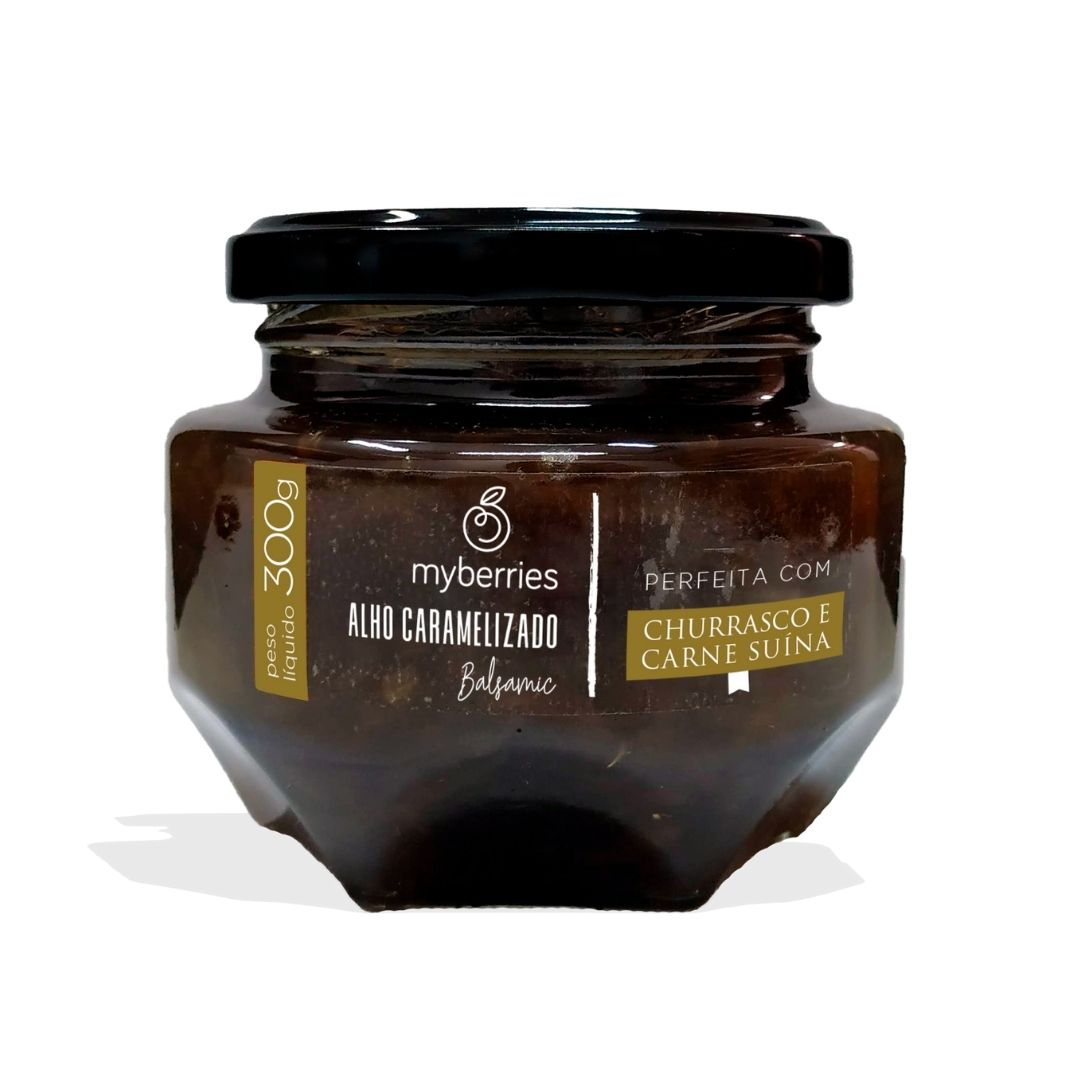 Myberries - Alho Caramelizado Balsamico 300g