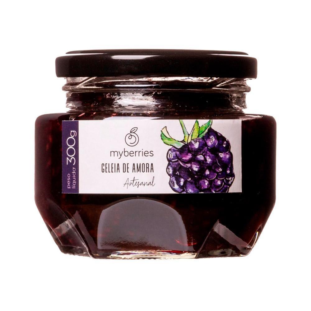 Myberries - Geleia de Amora Artesanal 300g