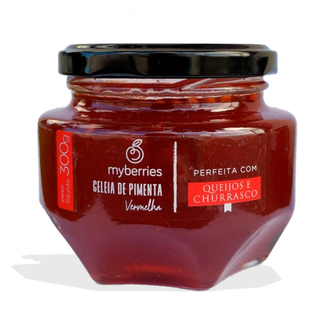 MyBerries - Geleia de Pimenta Vermelha 300gr