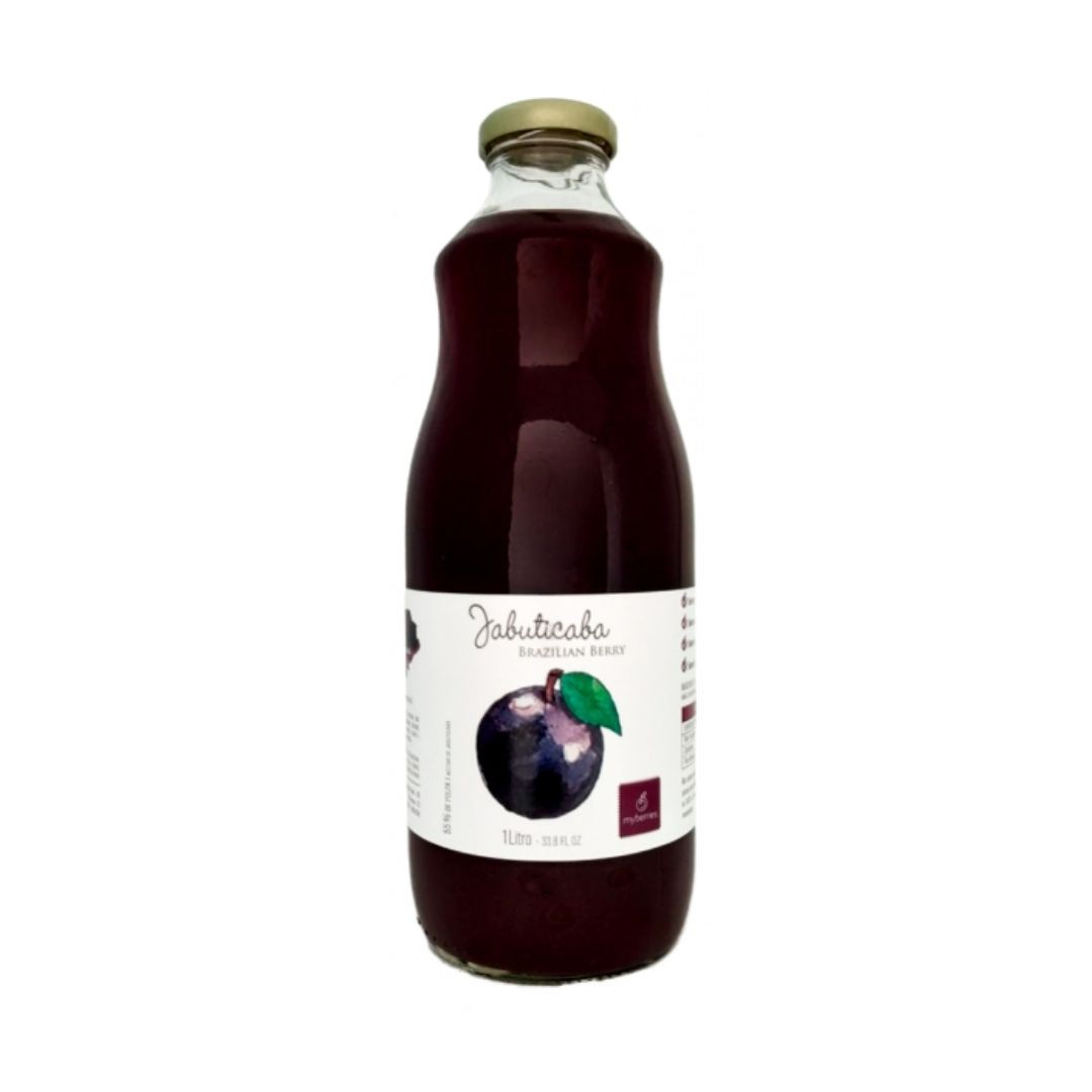 Myberries - Nectar de Jabuticaba 100% Natural 1 Litro