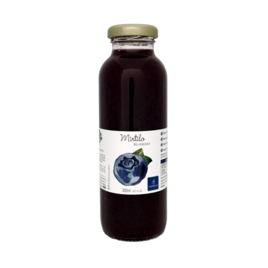Myberries - Nectar de Mirtilo 100% Natural 300ml