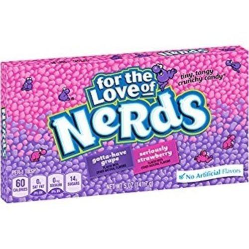 Nerds Grape Strawberry Party Box 140g