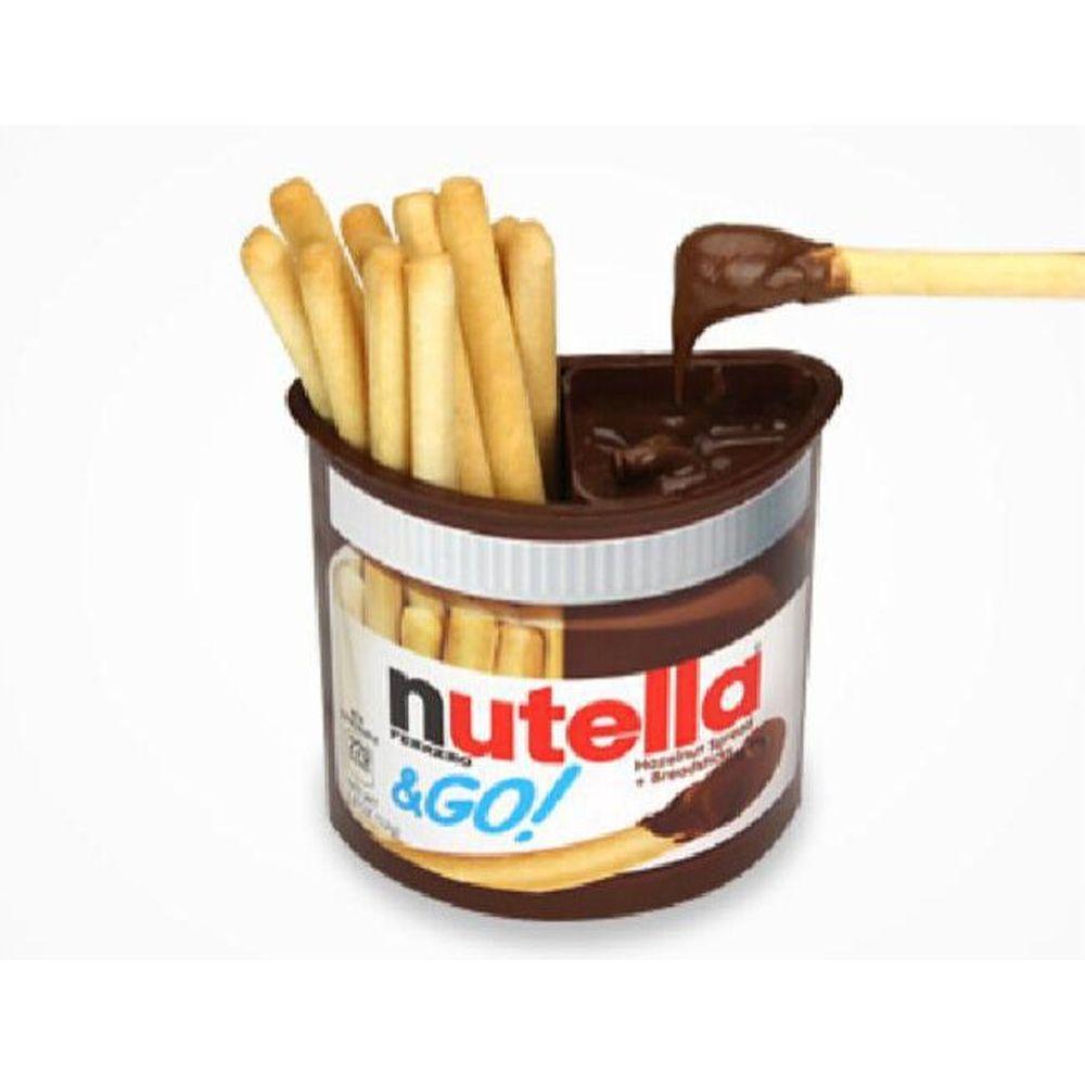 Nutella & Go Palito 52g