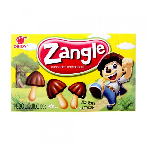 Orion Bicoitos de Chocolate  Cogumelo 50gr