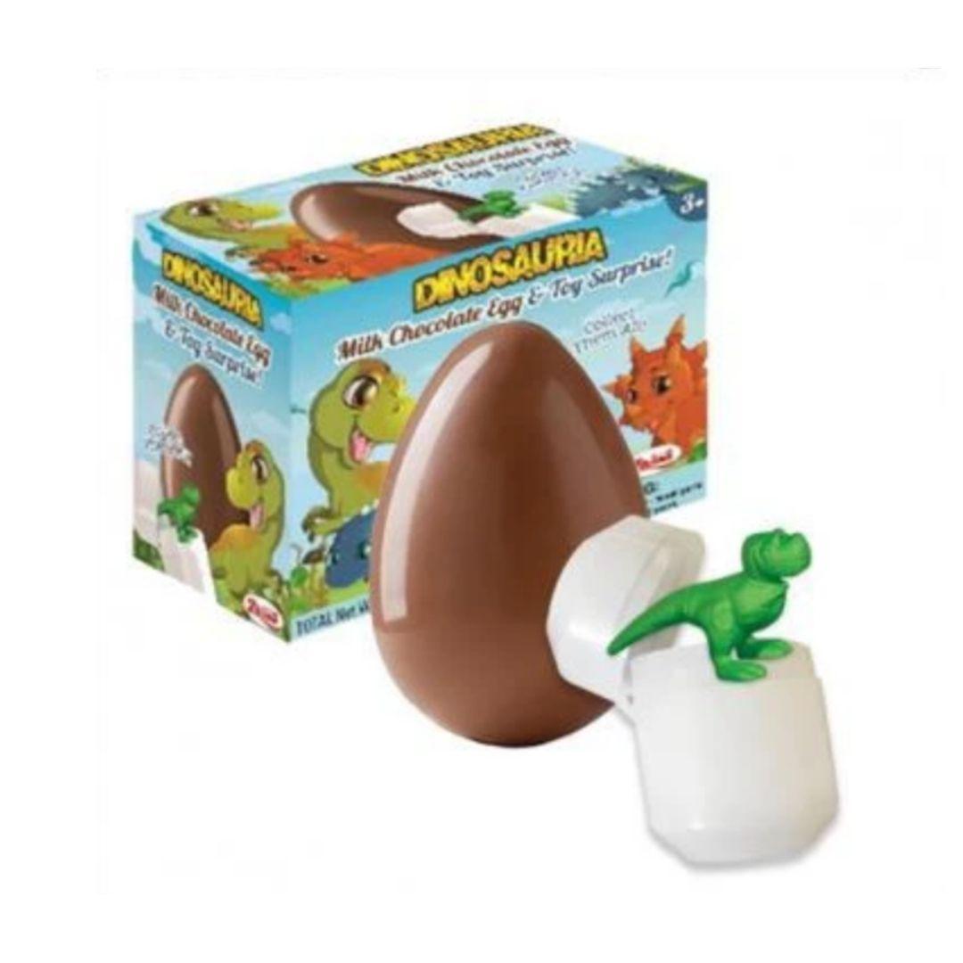 Ovos de chocolate Dinossauria