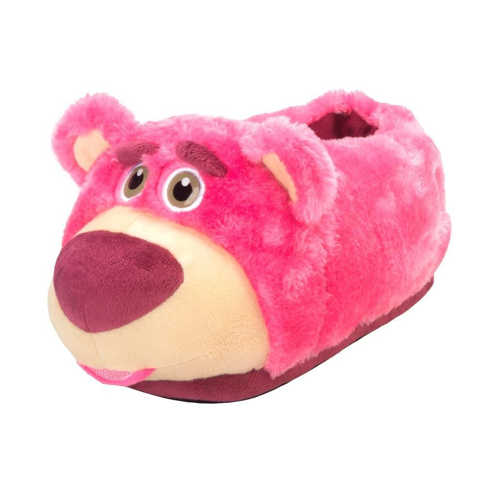 Pantufa Urso Rosa Toy Store