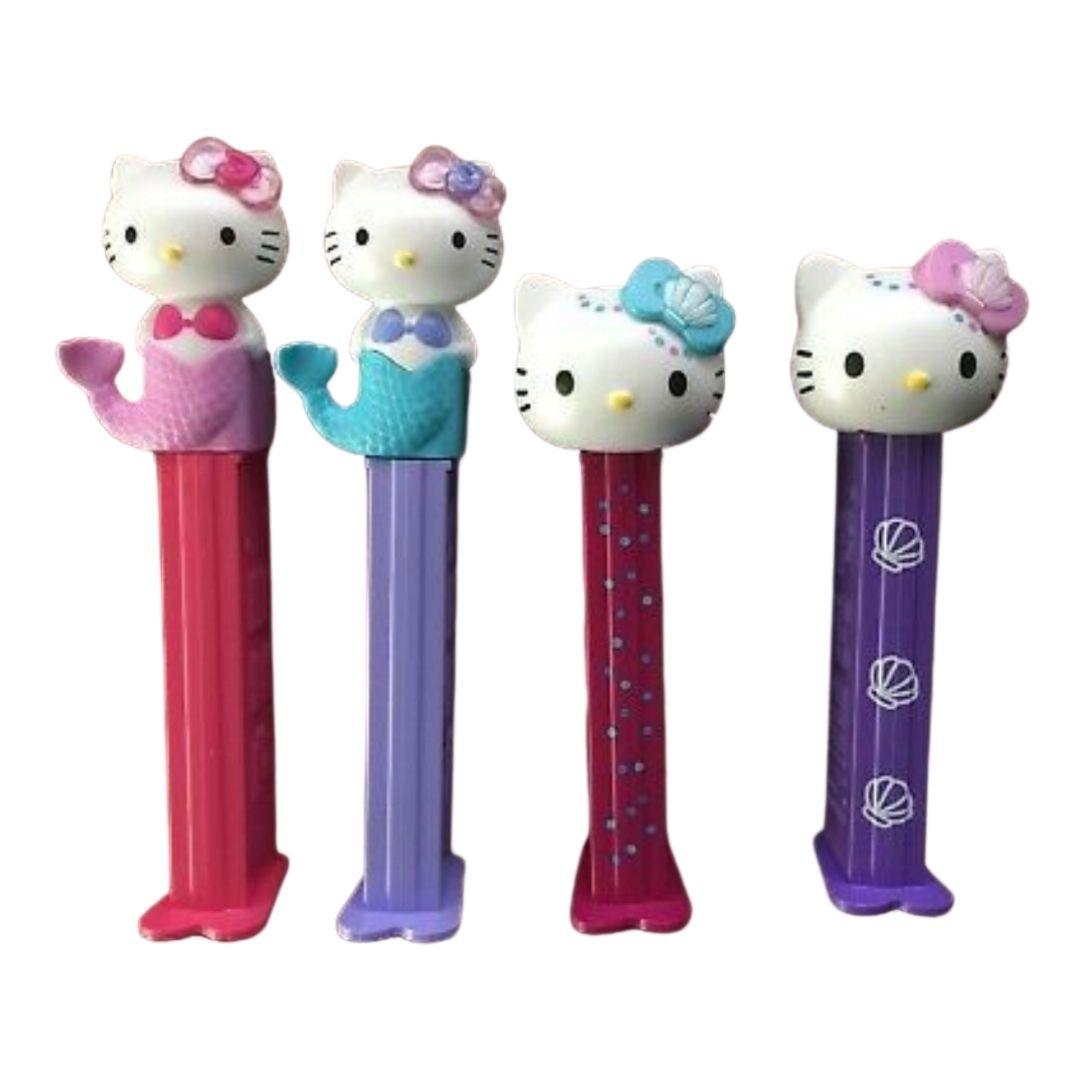 Pastilha Pez Blister - Hello Kitty Mermand