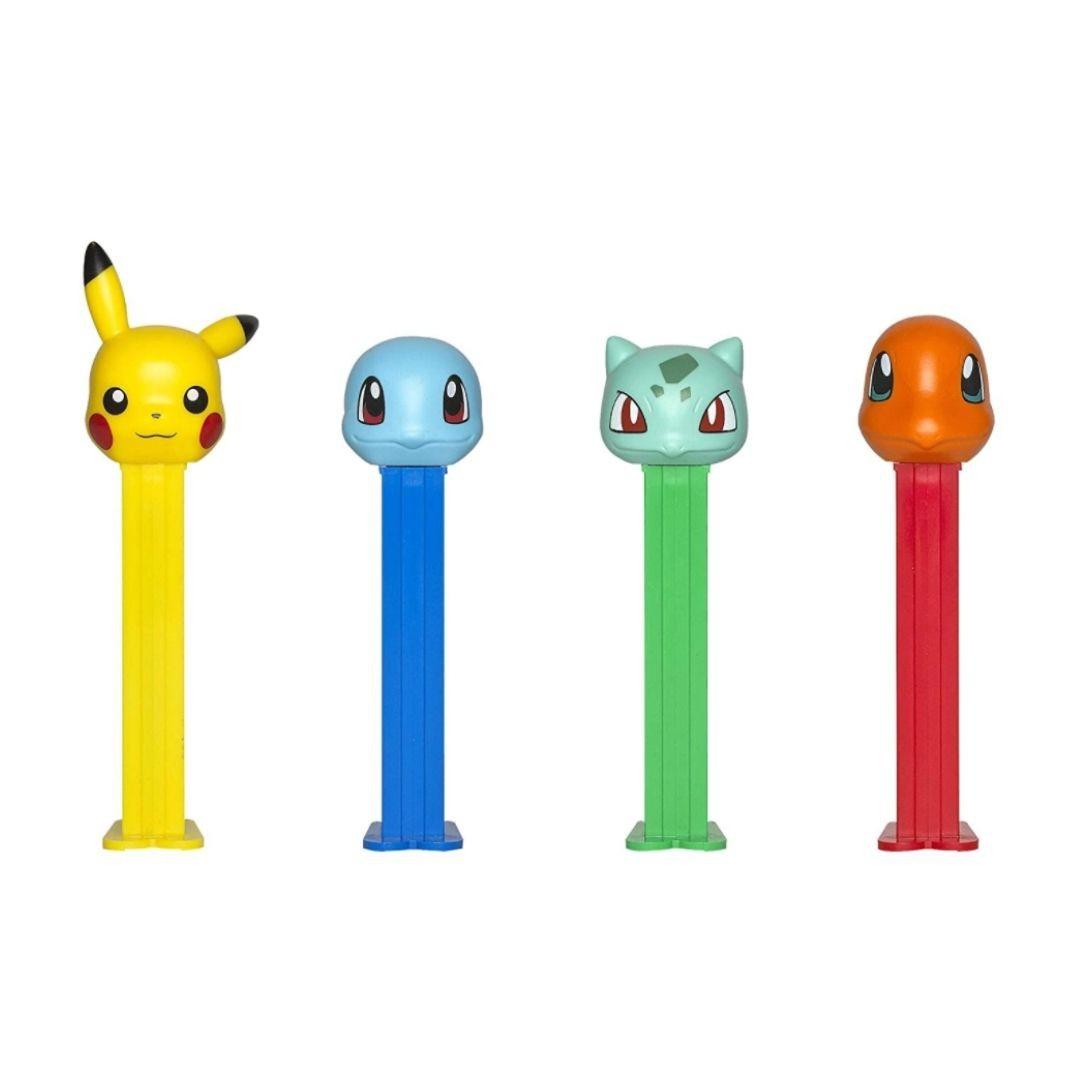Pastilha Pez Blister - Pokemon