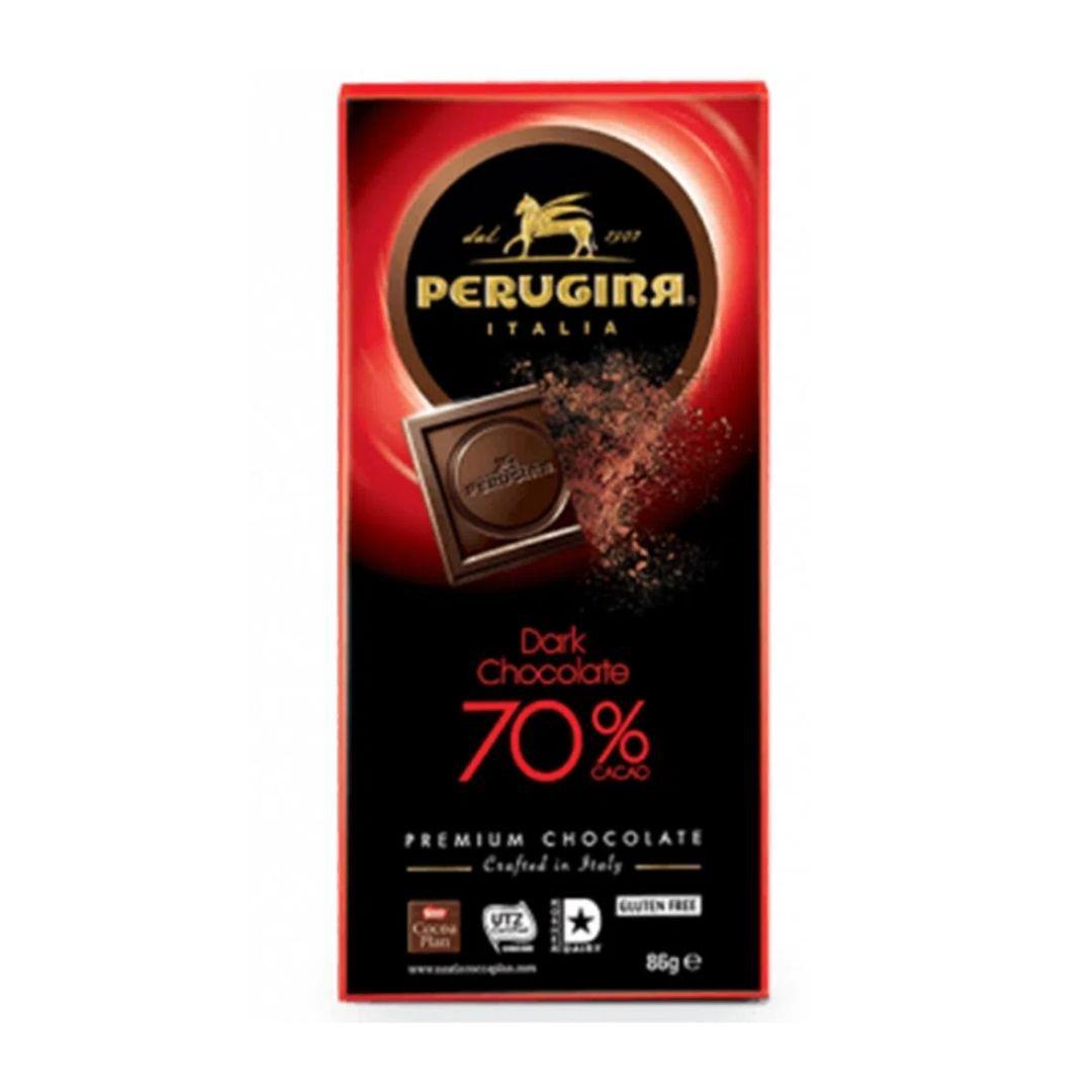 Perugina - Chocolate Escuro 70% Cacau 86gr