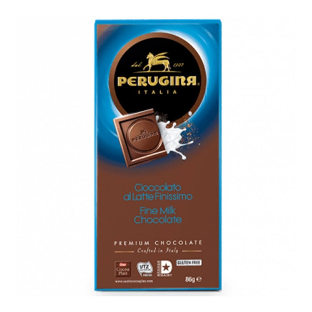 Perugina Chocolate fino ao leite 86g