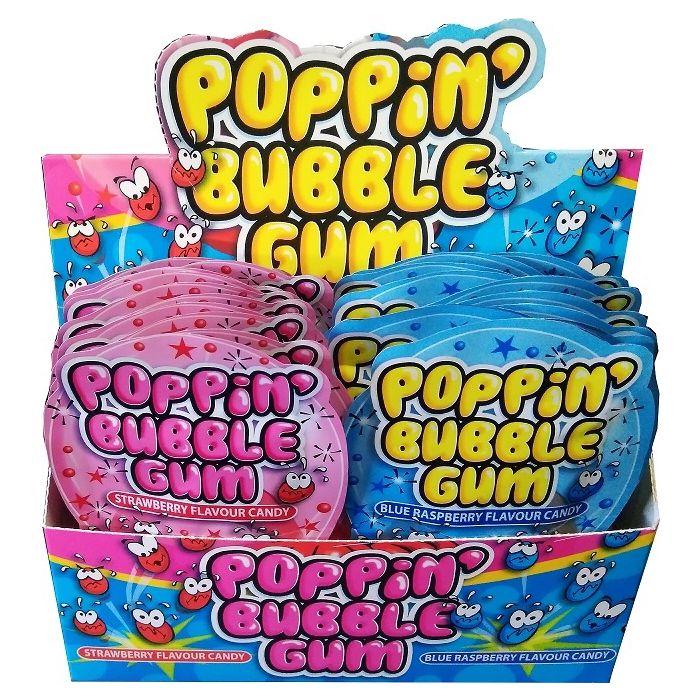 Poppin Bubble Gum 10g