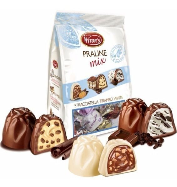 Praline Mix - Chocolates Sortidos 450g