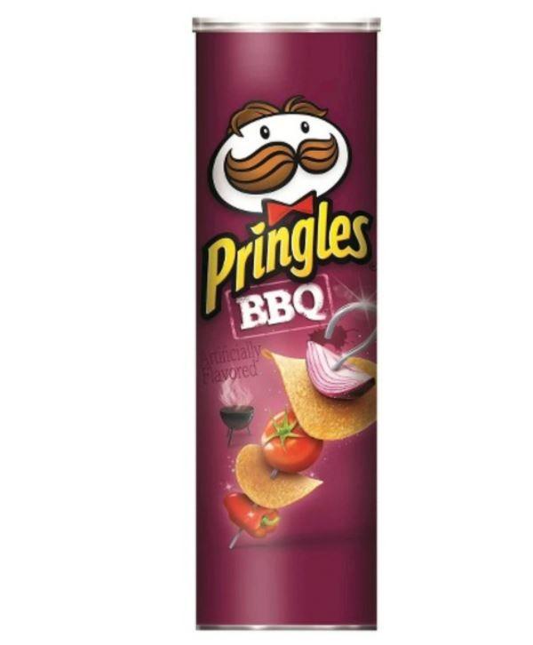 Pringles BBQ 158g