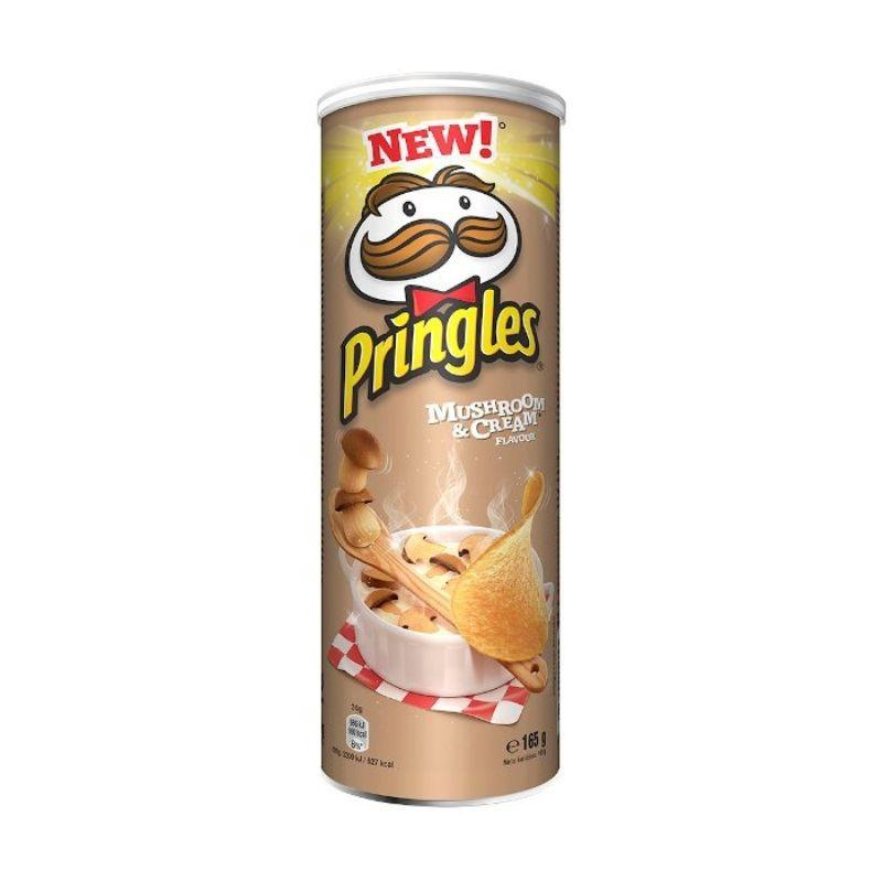 Pringles Mushroom & Cream Flavor 165g