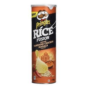 Pringles Rice Indian Chicken Tikka 160g