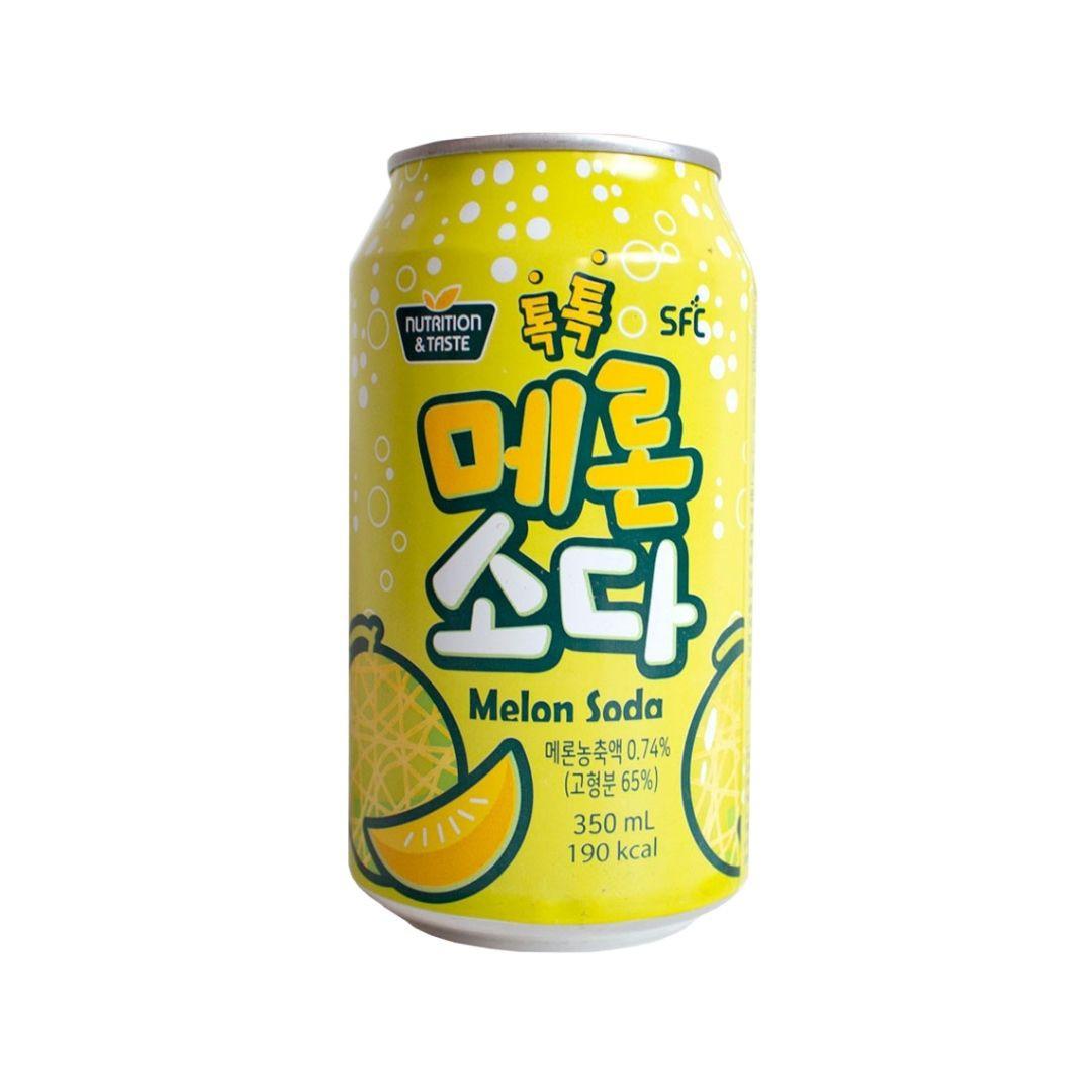 Refrigerante de Melão 350ml