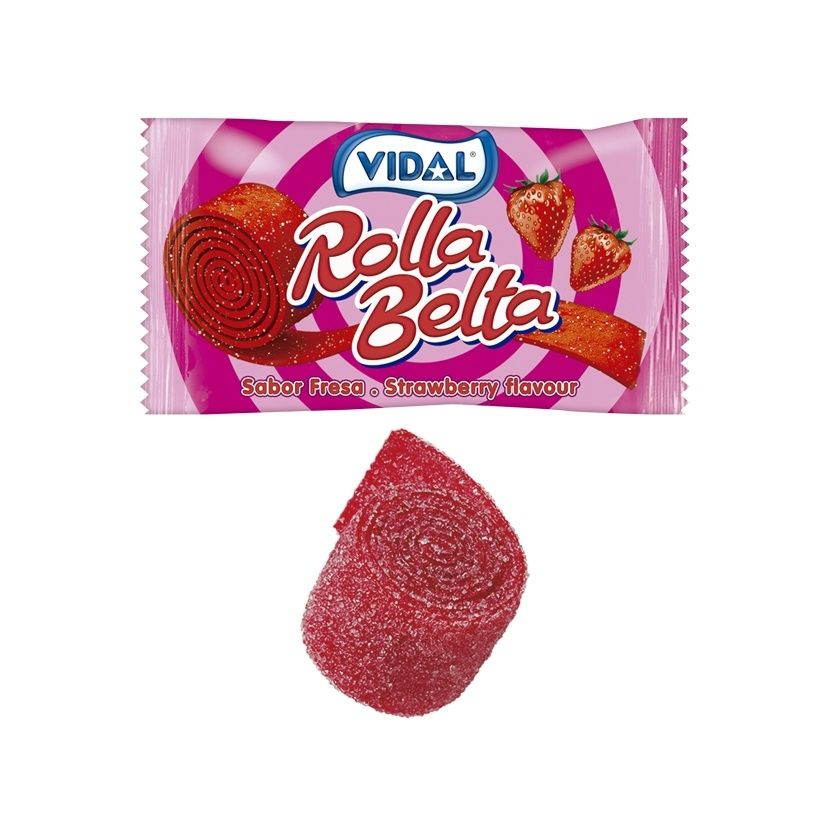 Rolla Belta Strawberry 20g