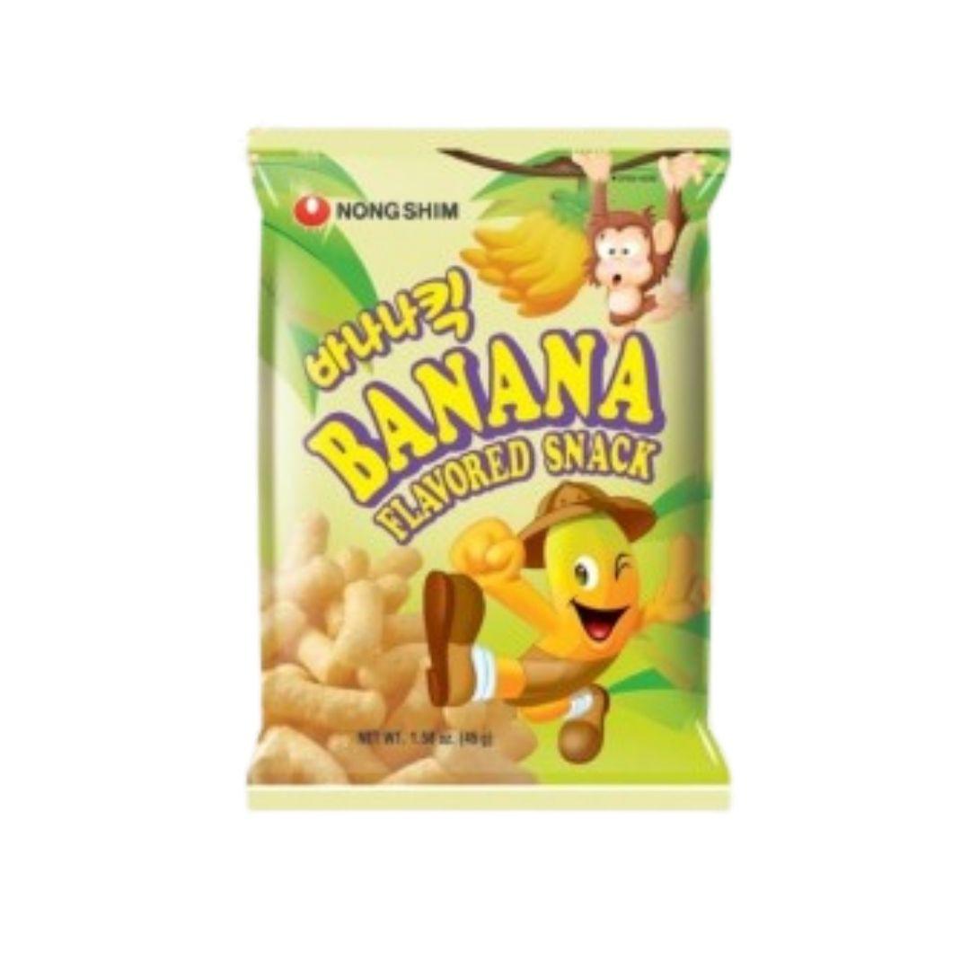Salgadinho Banana Chips - Banana 45g