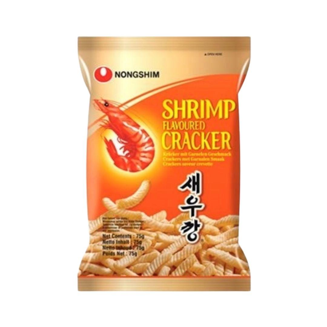 Salgadinho Camarão - Shrimp Cracker 75g
