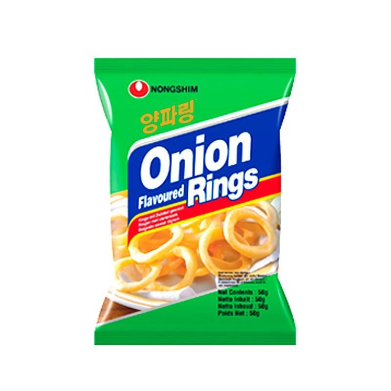 Salgadinho Onion Rings - Cebola Cracker 90g