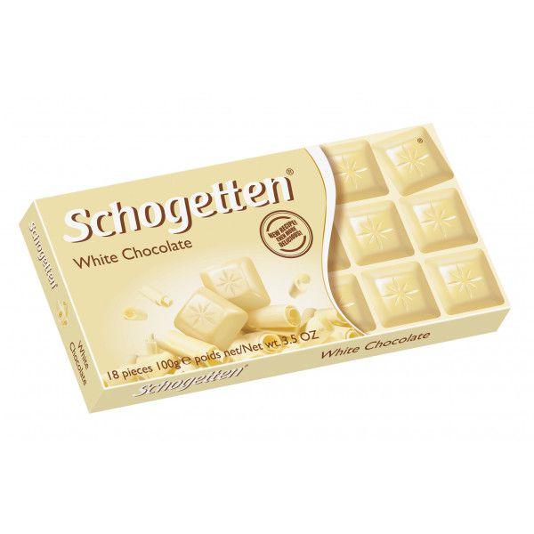Schogetten Branco 100g