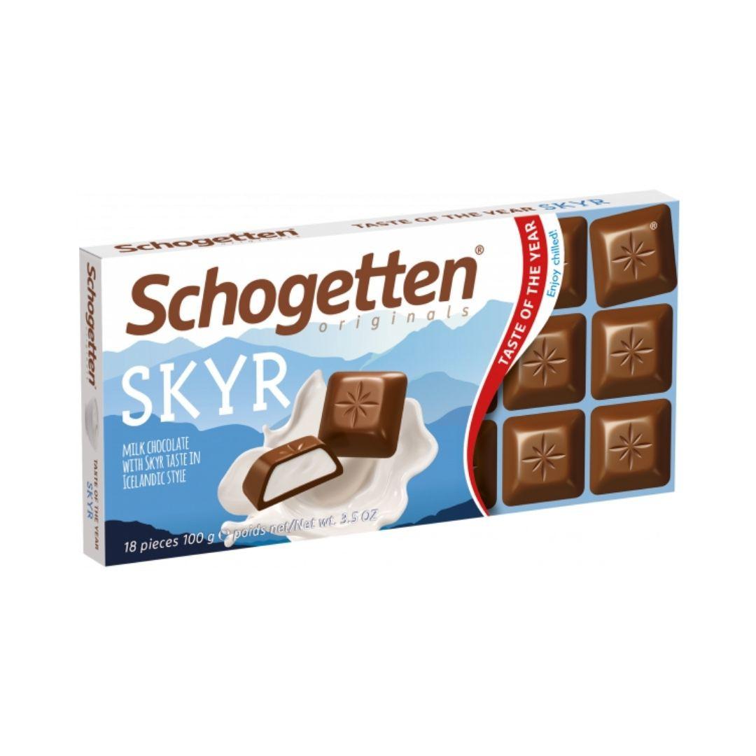 Schogetten Skyr Chocolate 100g