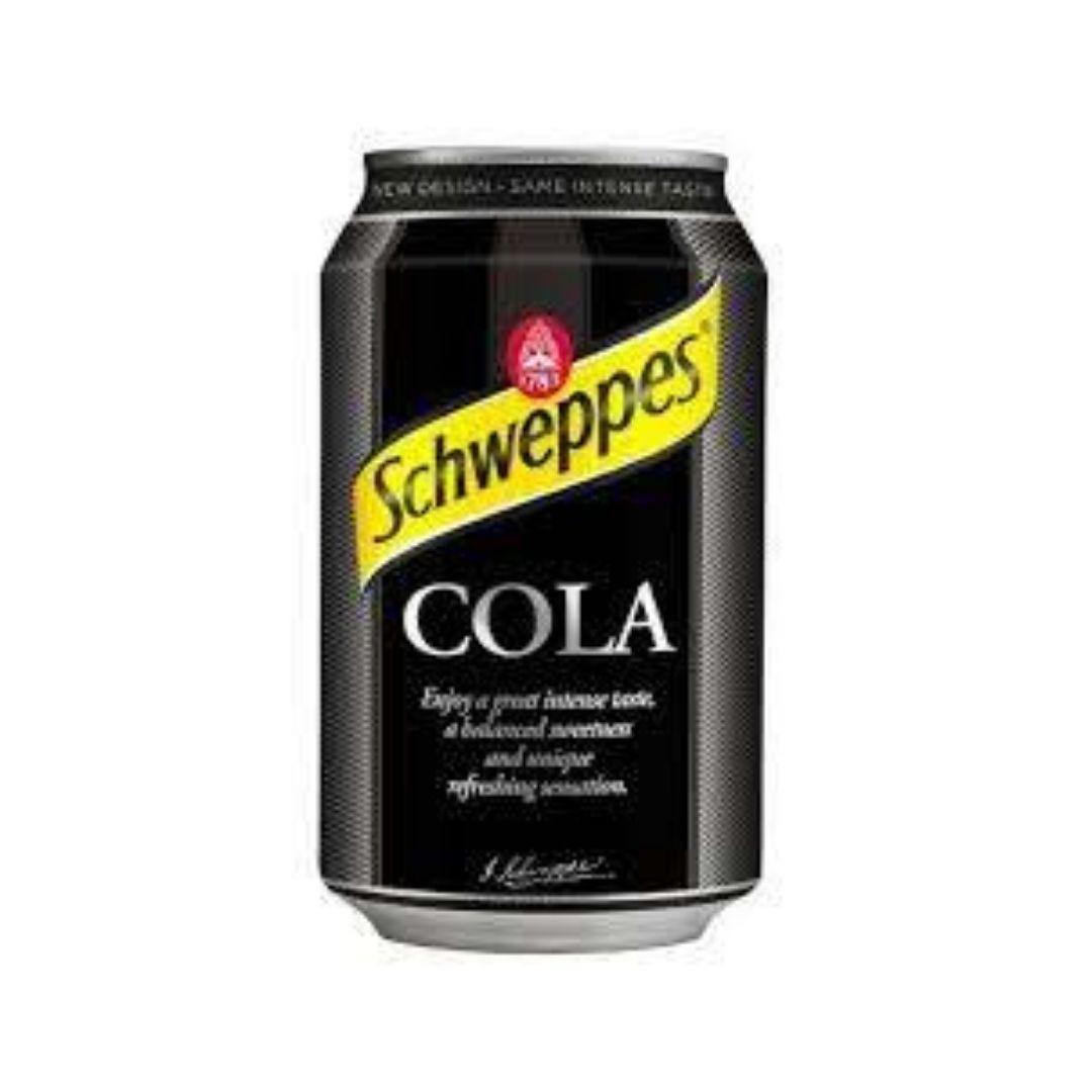 Schweppes Cola 330ml