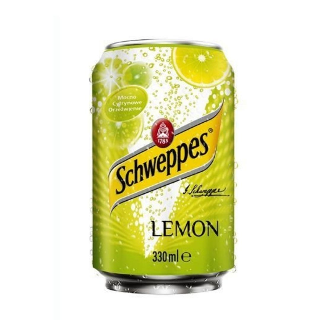 SCHWEPPES Limão - The Original  Lemon 330ml